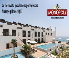 Ce ne învață jocul Monopoly despre finanțe și investiții?