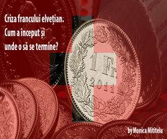 Criza francului elvețian. Cum a început și unde o să se termine?