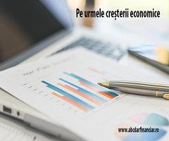 Pe urmele creșterii economice