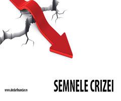 Semnele crizei